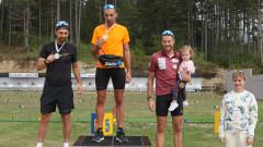 Владимир Илиев и Милена Тодорова с по две държавни титли на биатлон
