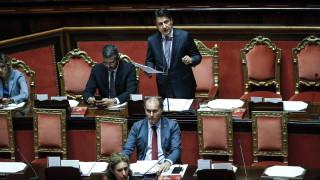 Правителството на Италия спечели вот на доверие в долната камара на парламента