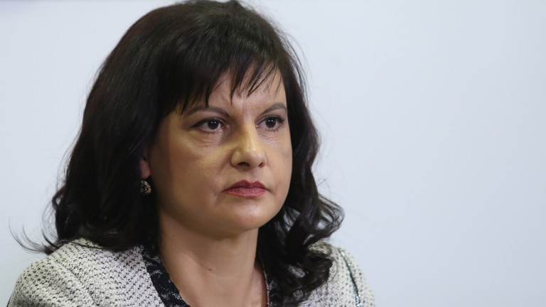 Не се търси конституционно мнозинство в този парламент, уверява Дариткова