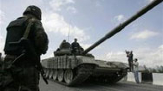 Артилерийски огън между Израел и Ливан