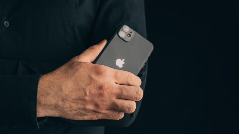 Apple господства над смартфон пазара със 75% от печалбата