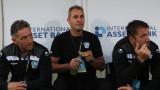 Димитър Димитров: Опитваме се да печелим и да се надиграваме, понякога успяваме