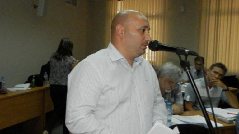 Съдът не пусна бившия шеф на ДАИ от ареста, въпреки че се оплаква от гастрит
