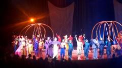 Сватба в Цирк дьо Солей (СНИМКИ)