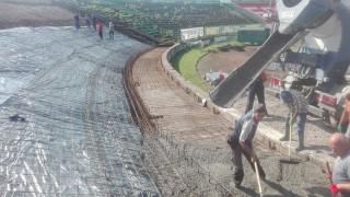 Ботев (Враца) започна ремонтни дейности по своя стадион