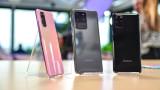 (Money.bg) Galaxy S20, S20+ и S20 Ultra отварят нова страница в смартфон бизнеса на Samsung