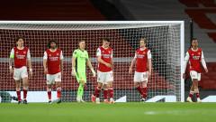 Славия (Прага) шокира в последните секунди предвкусващия победата Арсенал