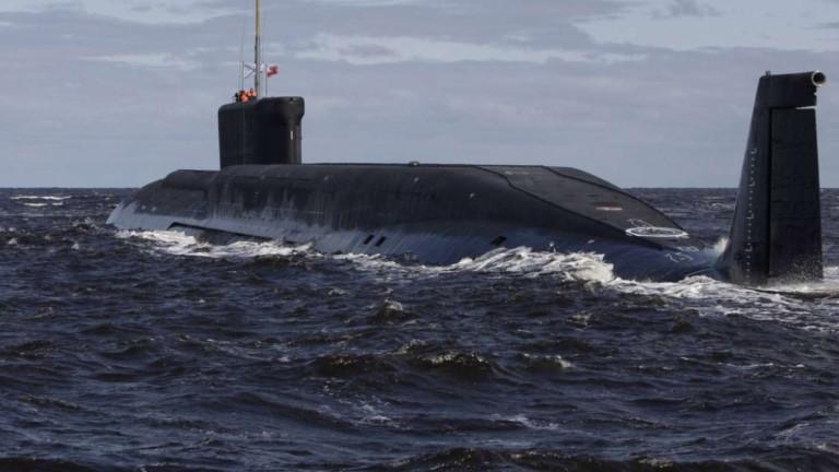 """В Русия създадоха """"вечен"""" реактор за атомни подводници"""