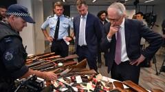Над 50 хил. оръжия предали австралийците по време на амнистията