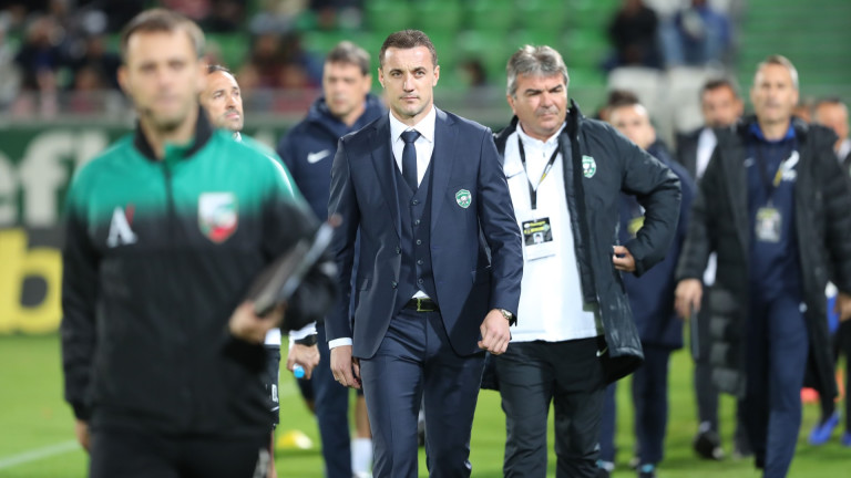 Станислав Генчев с дълъг разбор след поражението от Еспаньол