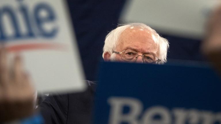 Може ли сенатор Бърни Сандърс да си осигури номинацията на