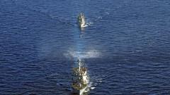 ВМС на САЩ изпрати кораби в Черно море, остават до 4 май