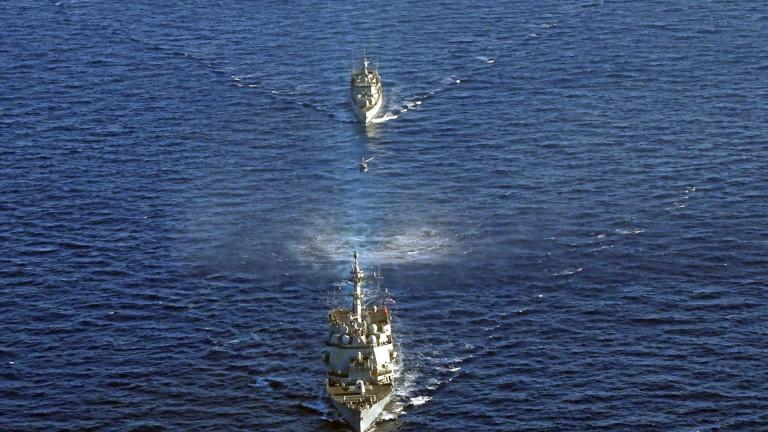 Пентагонът създаде на източното крайбрежие оперативна група от разрушители, коятоима