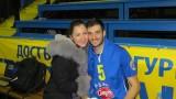 Иван Латунов: Амбициите ми в Хебър са много високи
