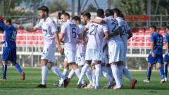 Хайдук с Кристиан Димитров постигна важна победа в Загреб срещу Локомотив