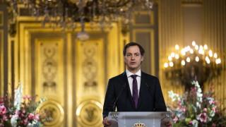 Домът на премиера на Белгия нашарен със свастики
