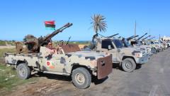 Правителството на Либия се съгласи да прекрати огъня