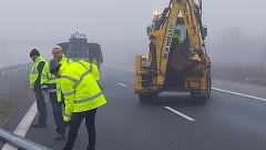 Ограничават временно движението по пътя за Кръстова гора заради ремонт