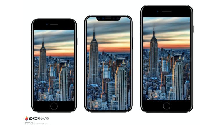 iPhone 8 ще бъде най-важният модел за Apple в последните