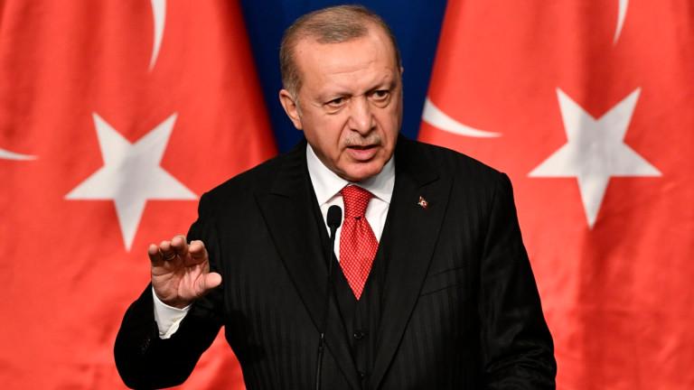 Турският президент Реджеп Ердоган осъжда присъждането на Нобелова награда за