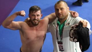 Джемал Али не успя да се класира за финала на Европейското първенство по борба