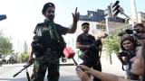 Въоръжената група в Ереван се предаде на полицията