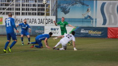 Първа лига се завърна с голяма изненада - Лудогорец кръгла нула срещу последния Верея!