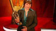 Станка Златева е спортист на годината