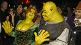 Хелоуин, Хайди Клум, Бела Хадид и едно незабравимо парти