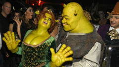 Страшното парти на Хайди Клум