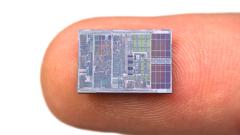 $130 млрд. раздвижване в чип индустрията