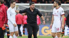 Вирус спря ас на Милан за мача с Лацио тази вечер