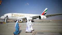 Дубай ще финансира държавната авиокомпания Emirates