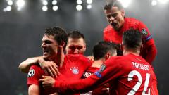 Рекордна резултатност, една голяма сензация и баварската машина над всички: 5 акцента от групите в Шампионската лига