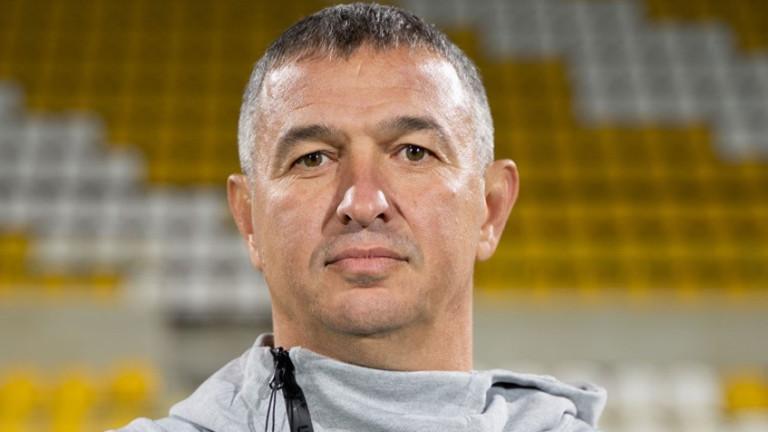 Божилов: Съжалявам, че играхме срещу реплика на Черно море, а не срещу истинския им отбор