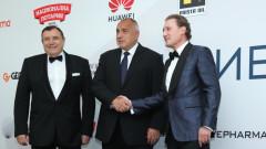 Борисов обеща на бизнеса да не вдига данъците