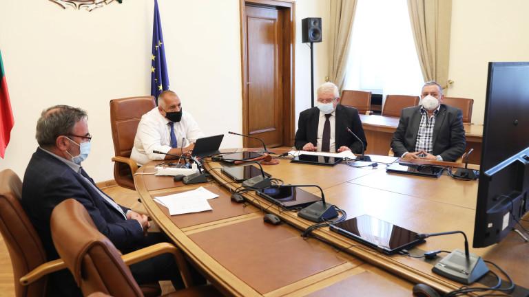 Борисов разпореди на областните управители да следят капацитета на болниците.