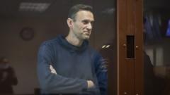 Навални се оплака, че има кашлица и температура, но продължава гладната стачка