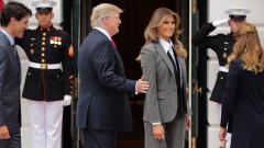Мелания Тръмп провокира с визия