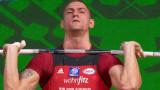 Неуспешно завръщане на Иван Марков във вдигането на тежести
