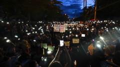 Задържаха още трима тайландски лидери на протест