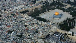 САЩ се опитват да преместят посолството си в Йерусалим още през 2019 г.