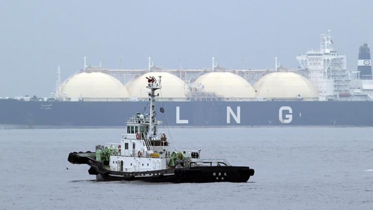Литва получи първа доставка на втечнен газ от САЩ