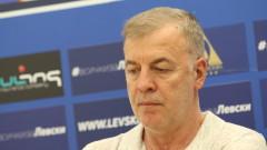 Наско Сираков вече е президент на Левски