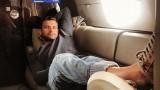 Григор Димитров пристигна в Лондон след комфортен полет