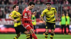 Борусия (Дортмунд) обвини Байерн (Мюнхен) за състоянието на Марио Гьотце