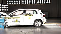 Колко безопасен е новият VW Golf? (Видео)