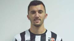 Локомотив (Пловдив) с Ален Озболт срещу Септември