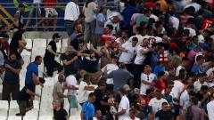Празни седалки за сефте на Евро 2016