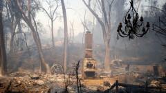 Пожарът в Калифорния доближава Малибу